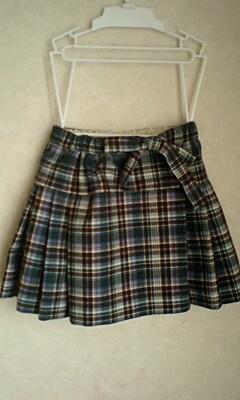 95プリーツスカート