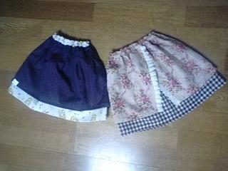 スカート2種 第2弾