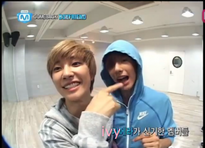 111014  Mnet M!Countdown  Boyfriend