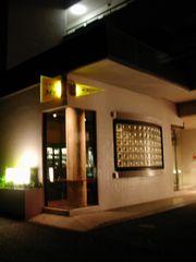 cafe34 入り口