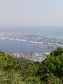 太華山001徳山方面