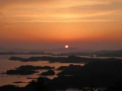 033石岳展望台