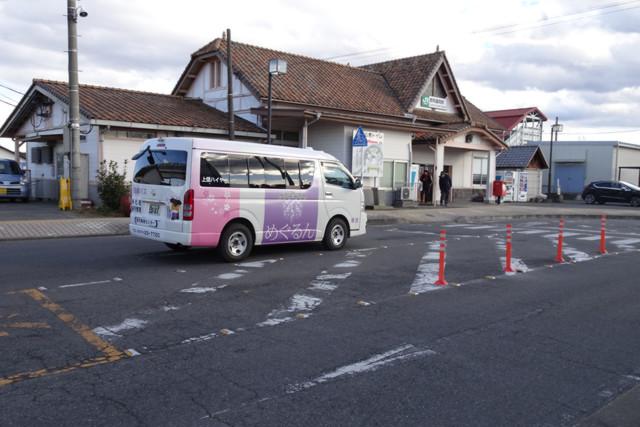 群馬藤岡駅