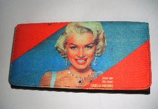 Louella Parsons柄財布
