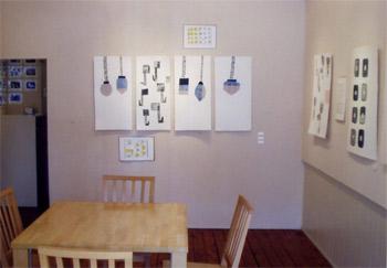 個展2011