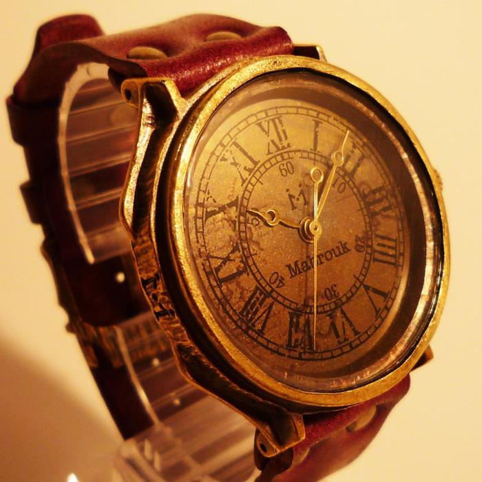 ガリバー 時計