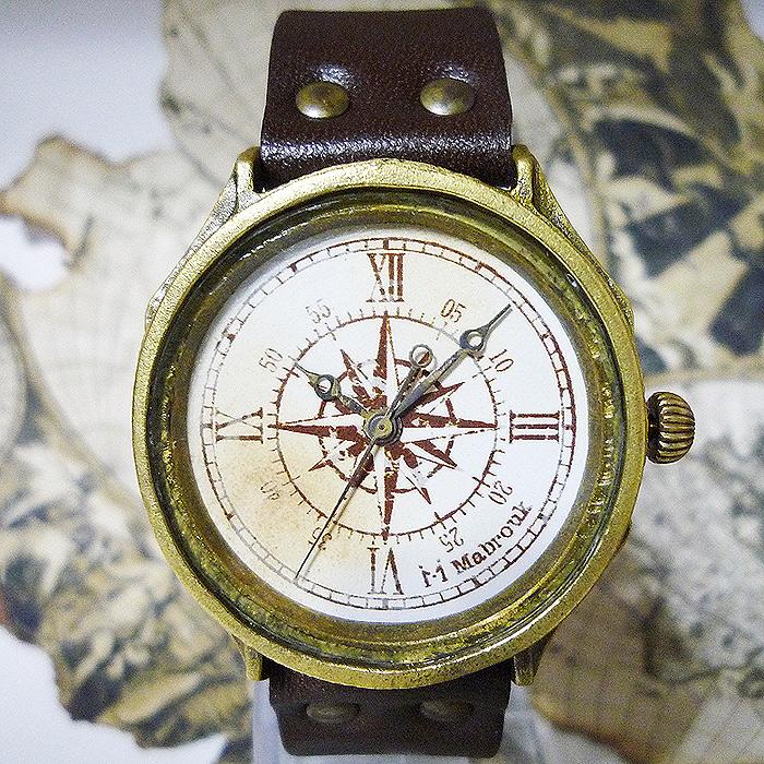 羅針盤 腕時計