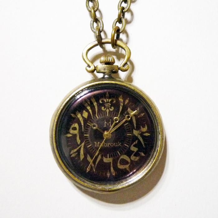 アラジン 時計