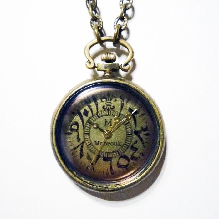 魔法のランプ 時計