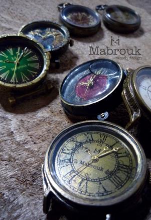 時計 フライヤー