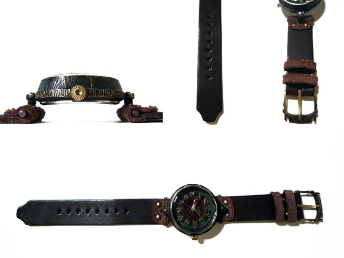腕時計 液体