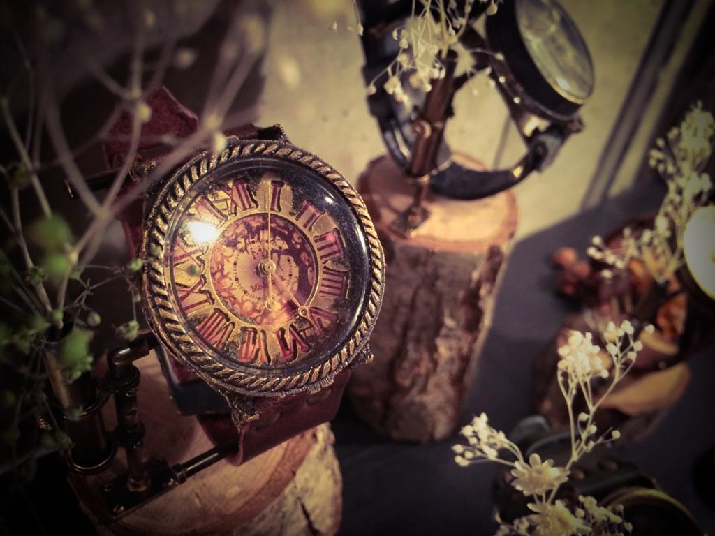 代官山 腕時計