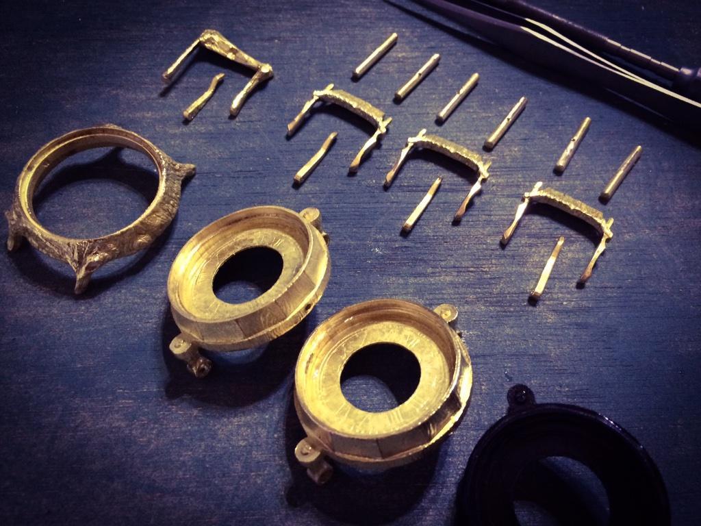 手作り腕時計 製作方法