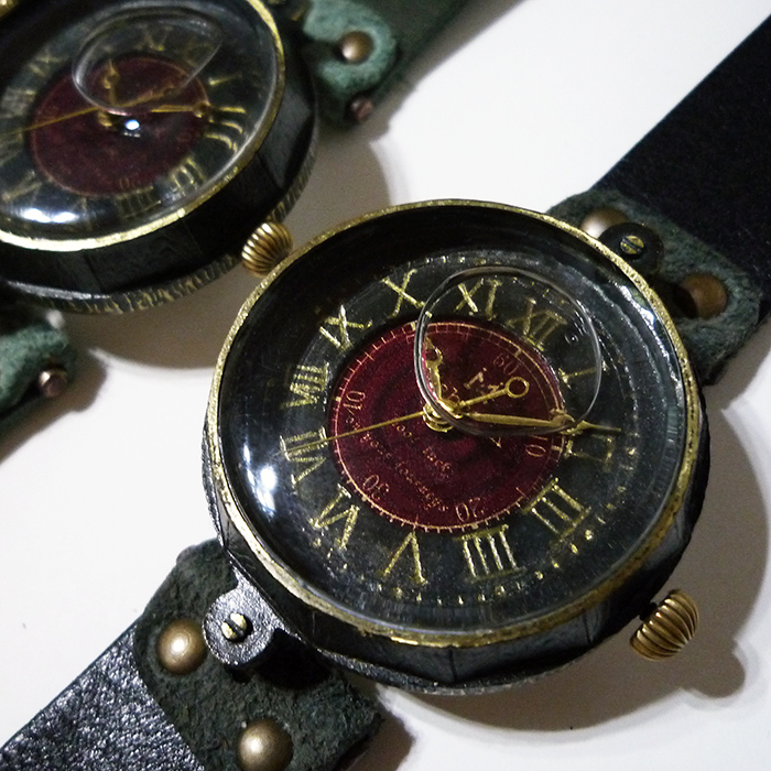 釧路 手作り腕時計