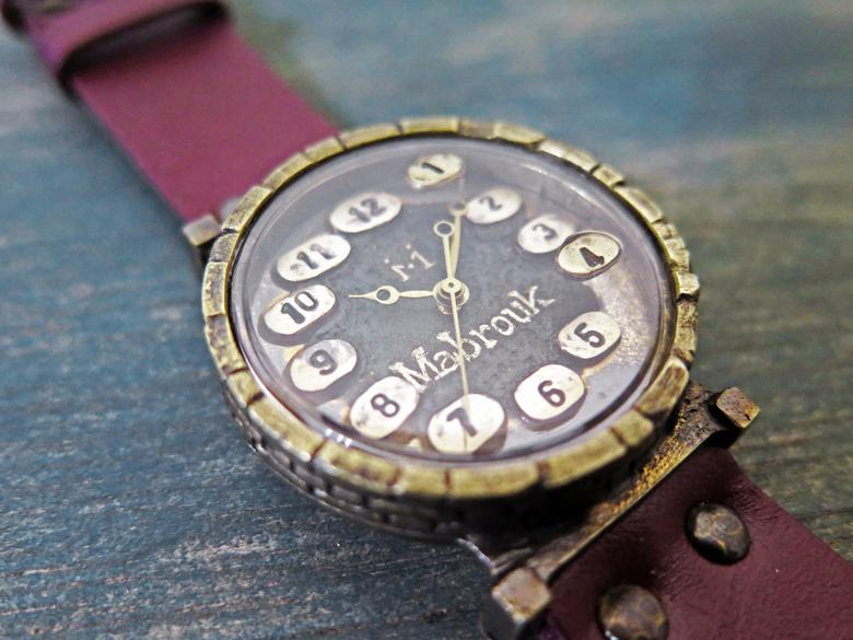 デザフェス 腕時計