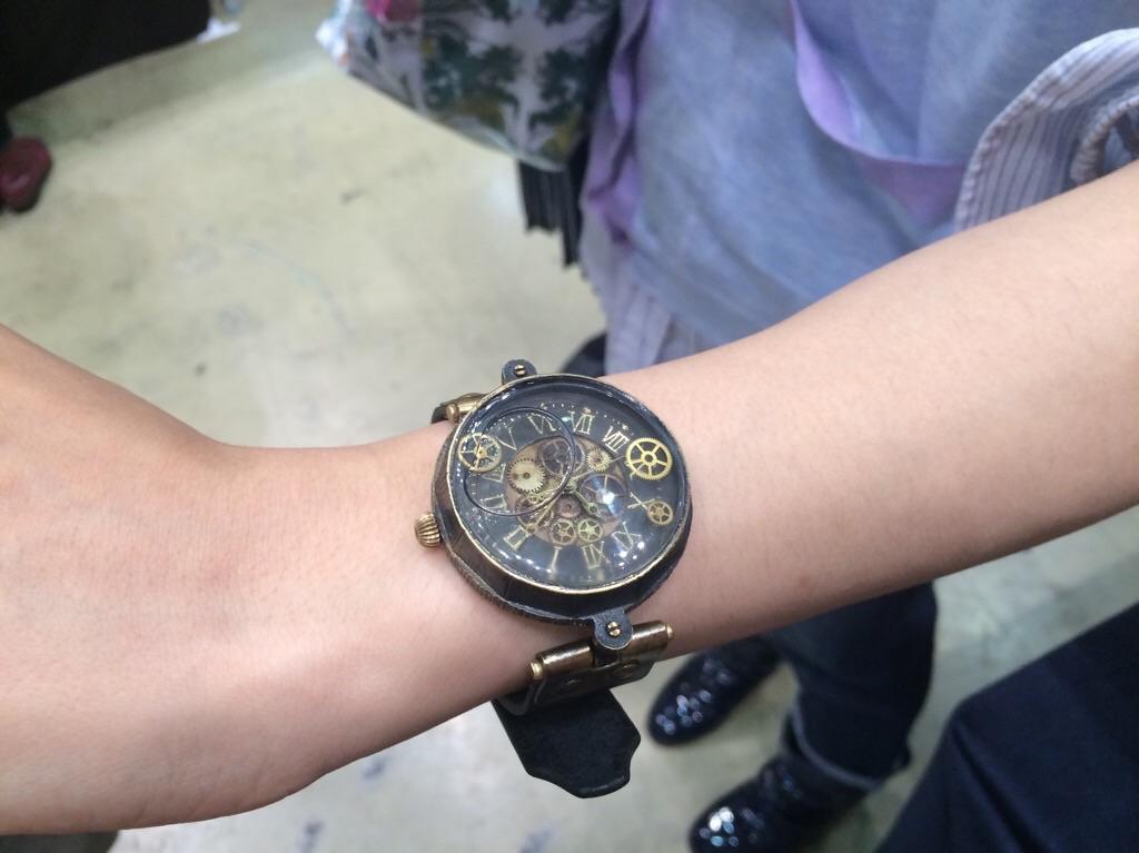 マブルーク 時計