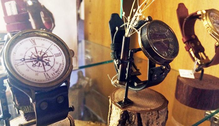 南大阪 腕時計