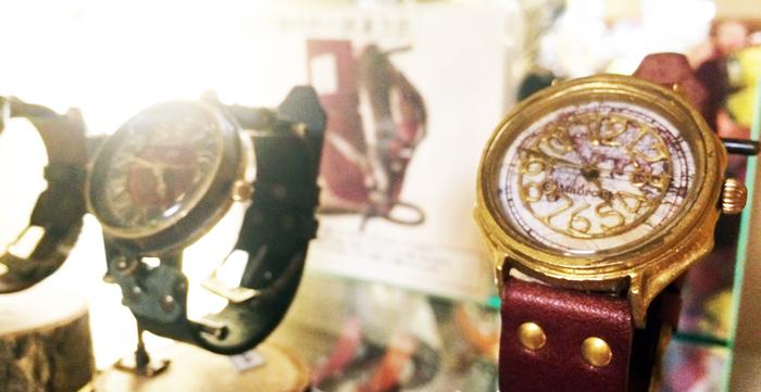 手作り時計 堺市