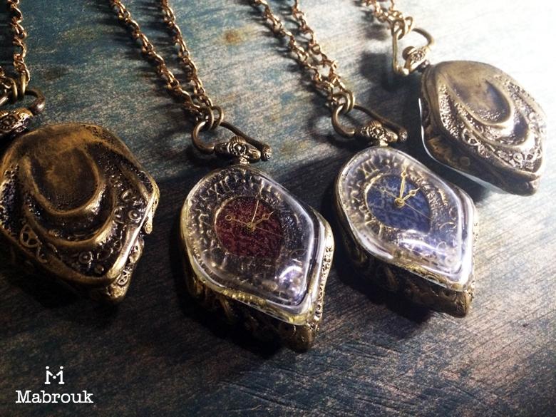 アリス 懐中時計