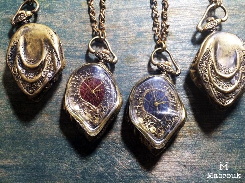 不思議の国のアリス 時計