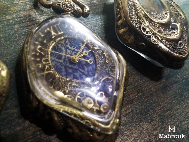 アリス 時計