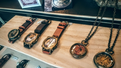 手作り腕時計Mabrouk