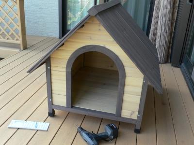 アイリスオーヤマ ウッディ犬舎 WDK−900
