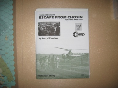 Escape from Chosin