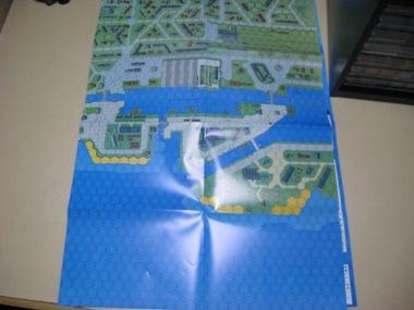 raid on ... map