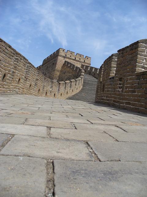 万里の長城に追加