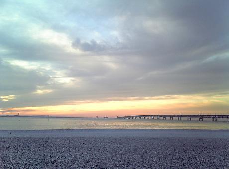 マーブルビーチ サンセット