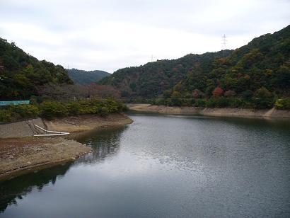 堀河ダム(その1)