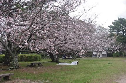 温山荘公園