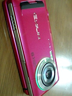 W63CAカメラ面