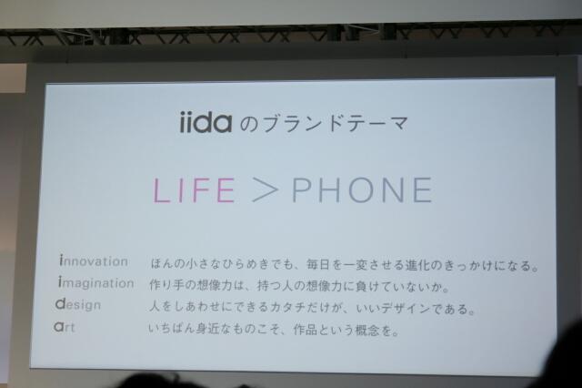 iidaのブランドテーマ