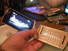 PSPやVAIOでもお馴染みのXMB(クロスメディアバー)