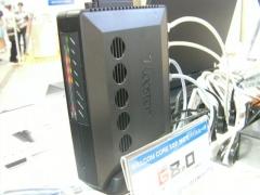 参考出展のサン電子製XGP対応ルーター、ルースターG8