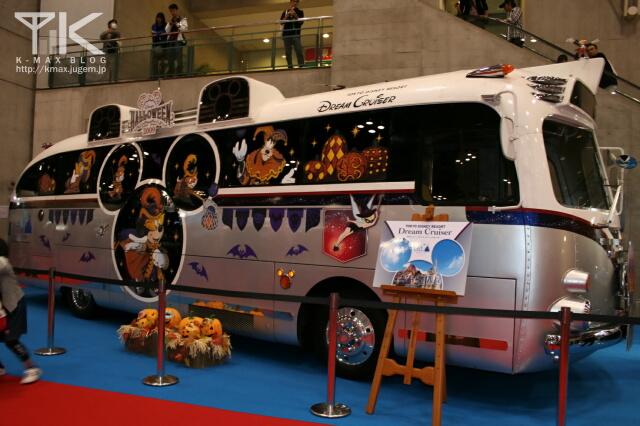 TOKYO DISNEY RESORT Dream Cruiser