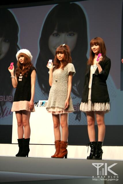 左から有末麻祐子、桐谷美玲、波瑠