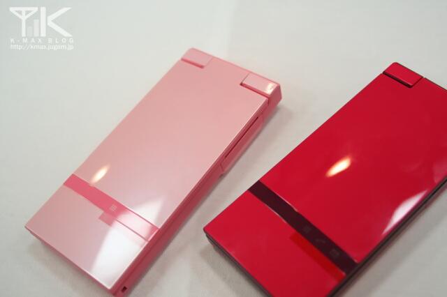 SH005 フラッグシップカラーはBerry Red