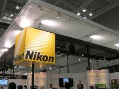 Nikonブース