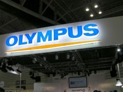 OLYMPUSブース