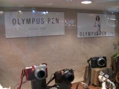 OLYMPUS PENの歴史