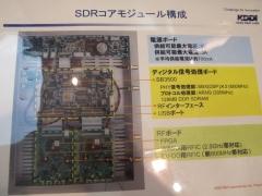 デュアルモードSDRモジュールサンプル構成