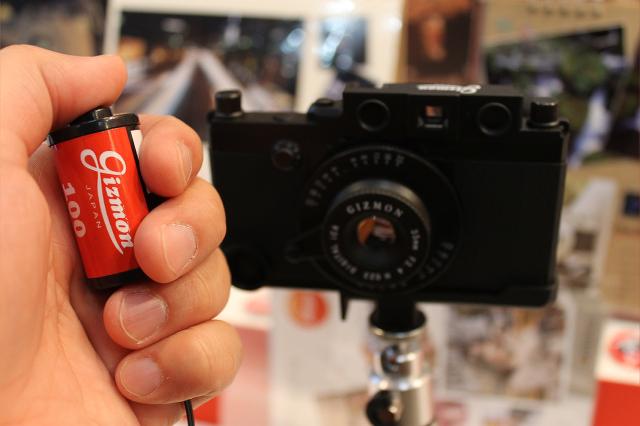 もはや完全にカメラ