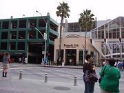 サンタモニカ駐車場