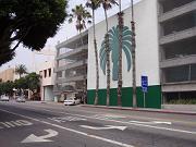 サンタモニカ駐車場3