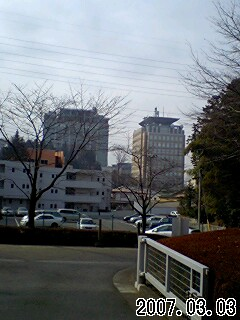 駐車場八幡山公園