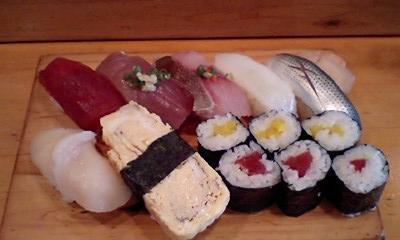 ランチ寿司 栄寿司 070620