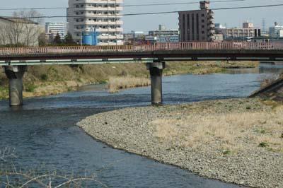 田川の景色